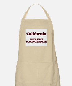 California Insurance Placing Broker Apron