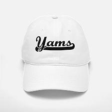 Yams Classic Retro Design Baseball Baseball Cap