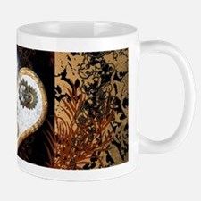 Steampunk, beautiful heart Mugs