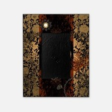 Steampunk, beautiful heart Picture Frame