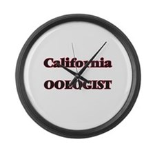California Oologist Large Wall Clock