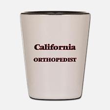 California Orthopedist Shot Glass