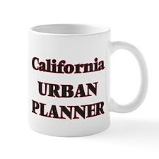California Urban Planner Mugs
