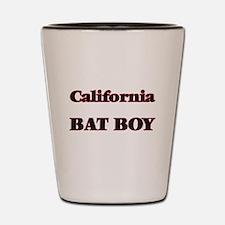 California Bat Boy Shot Glass