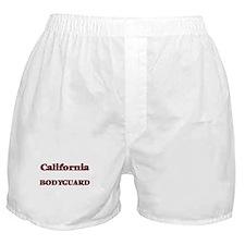 California Bodyguard Boxer Shorts