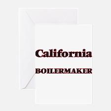 California Boilermaker Greeting Cards