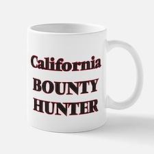 California Bounty Hunter Mugs