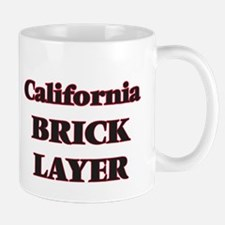 California Brick Layer Mugs