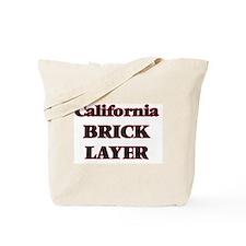 California Brick Layer Tote Bag