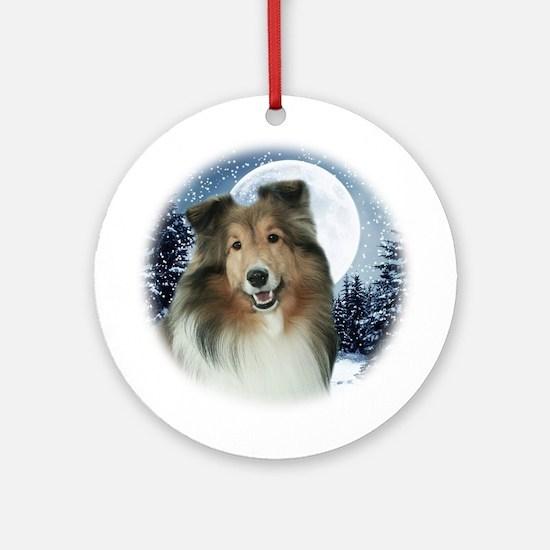 Shetland Sheepdog Ornament