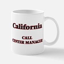 California Call Center Manager Mugs