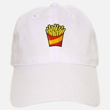 French Fries Baseball Baseball Cap