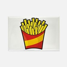French Fries Magnets