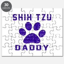 Shih Tzu Daddy Designs Puzzle