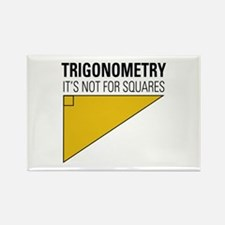 Trig Square Rectangle Magnet