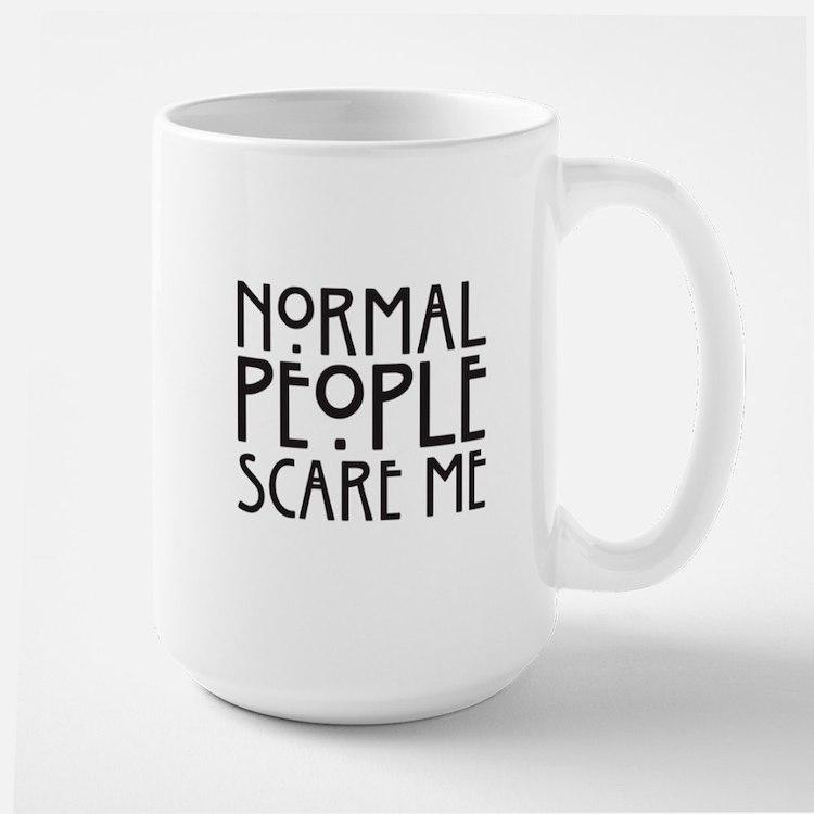 NormalPpl Ceramic Mugs