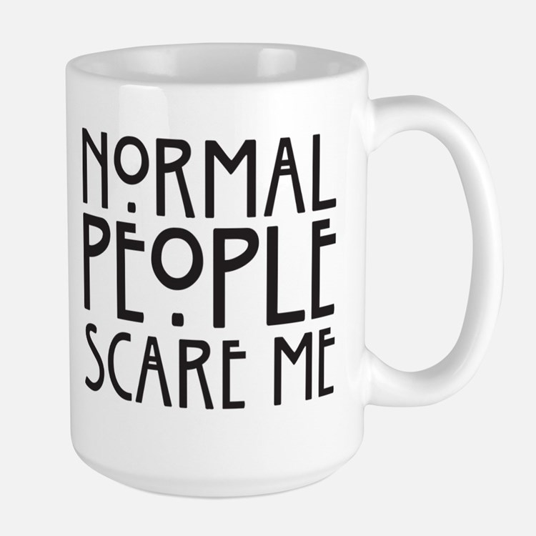 NormalPpl Coffee Mug