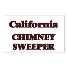 California Chimney Sweeper Decal