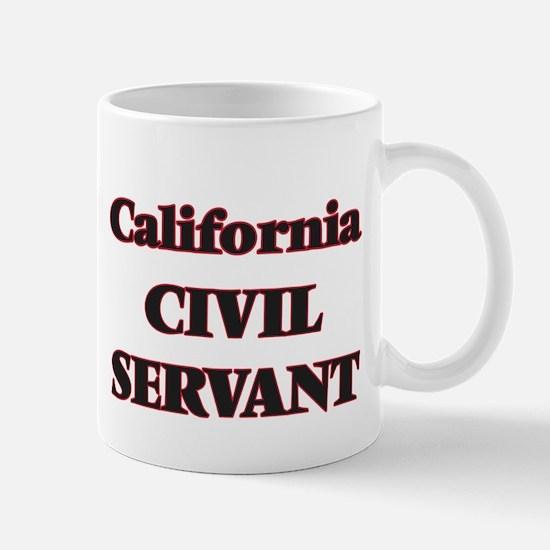 California Civil Servant Mugs