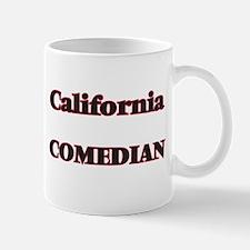 California Comedian Mugs