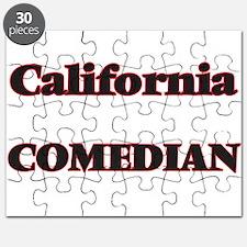California Comedian Puzzle