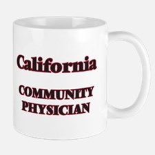 California Community Physician Mugs