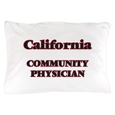 California Community Physician Pillow Case