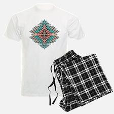 Southwest Native Style Sunbur Pajamas