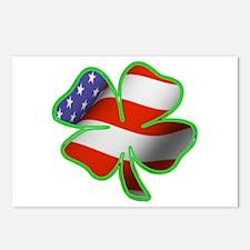 Irish American Postcards (Package of 8)