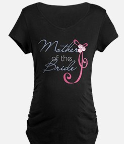 Cute Mother of the bride wedding engagement T-Shirt