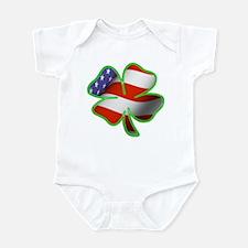 Irish American Infant Bodysuit