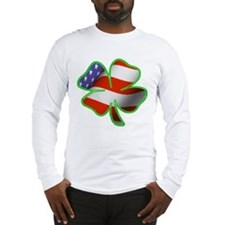 Irish American Long Sleeve T-Shirt