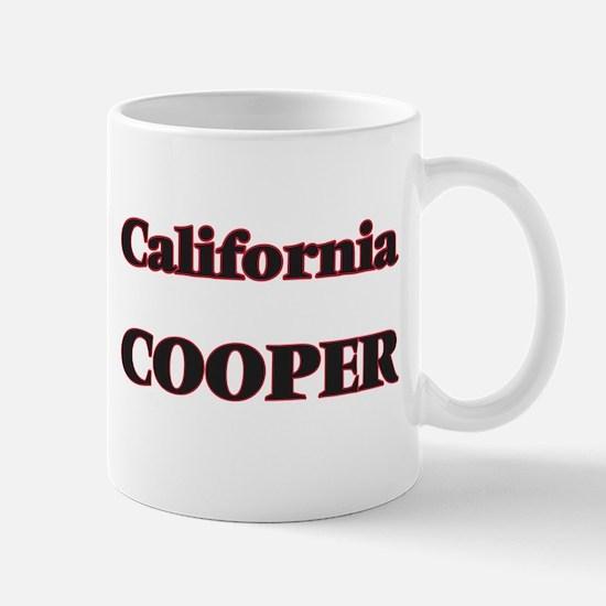 California Cooper Mugs
