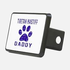 Tibetan Mastiff Daddy Desi Hitch Cover
