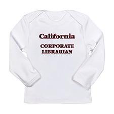 California Corporate Librarian Long Sleeve T-Shirt