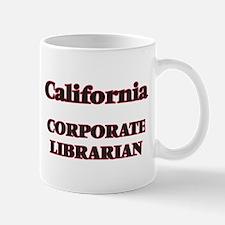 California Corporate Librarian Mugs