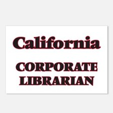 California Corporate Libr Postcards (Package of 8)