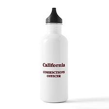 California Corrections Water Bottle
