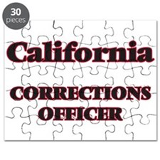 California Corrections Officer Puzzle