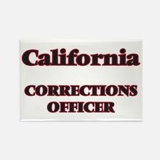 California Corrections Officer Magnets