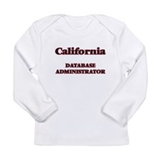 California Database Administra Long Sleeve T-Shirt