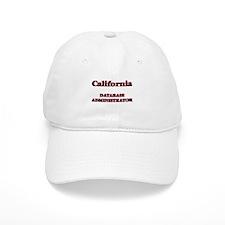 California Database Administrator Baseball Cap