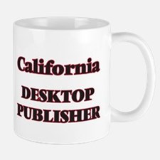 California Desktop Publisher Mugs
