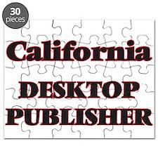 California Desktop Publisher Puzzle