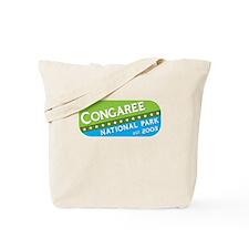 Congaree National Park (green Tote Bag