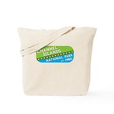 Channel Islands National Park Tote Bag