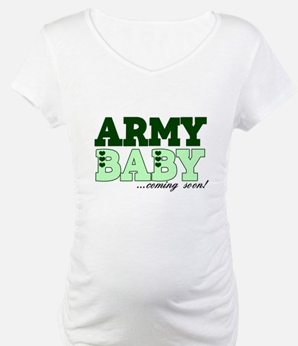 Army baby coming soon Shirt