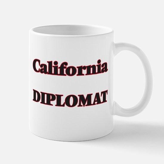 California Diplomat Mugs
