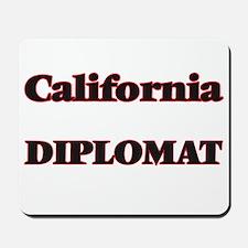 California Diplomat Mousepad