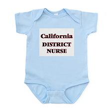 California District Nurse Body Suit